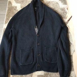GAP Navy Cardigan
